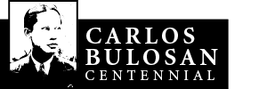 the life and contribution of carlos bulosan in the philippines Bulosan's narration about his life in the philippines was followed by his journey to the united states he recounted how he immigrated to america in 1930 he as can be evidenced by carlos bulosan's america is in the heart.